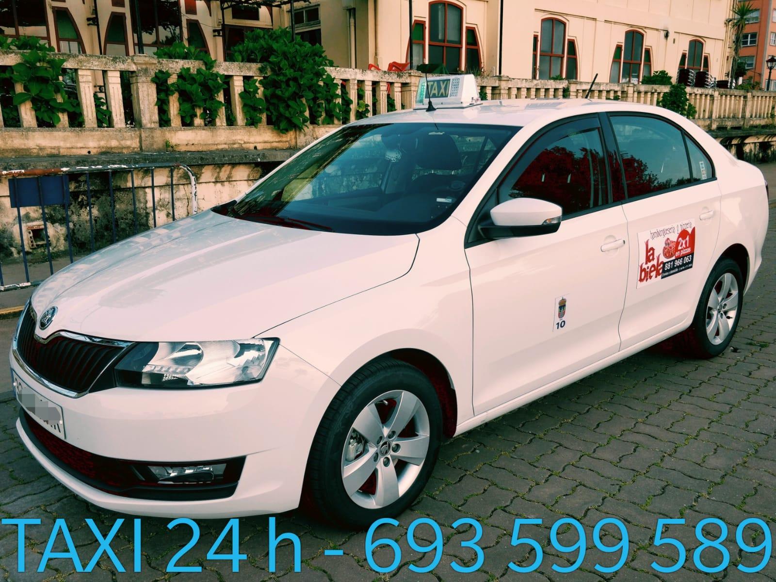 Taxi 24 Horas Sada (Taxi Ferreiro)