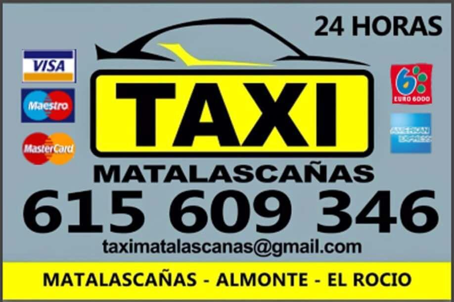 Taxi 24 Horas Matalascañas