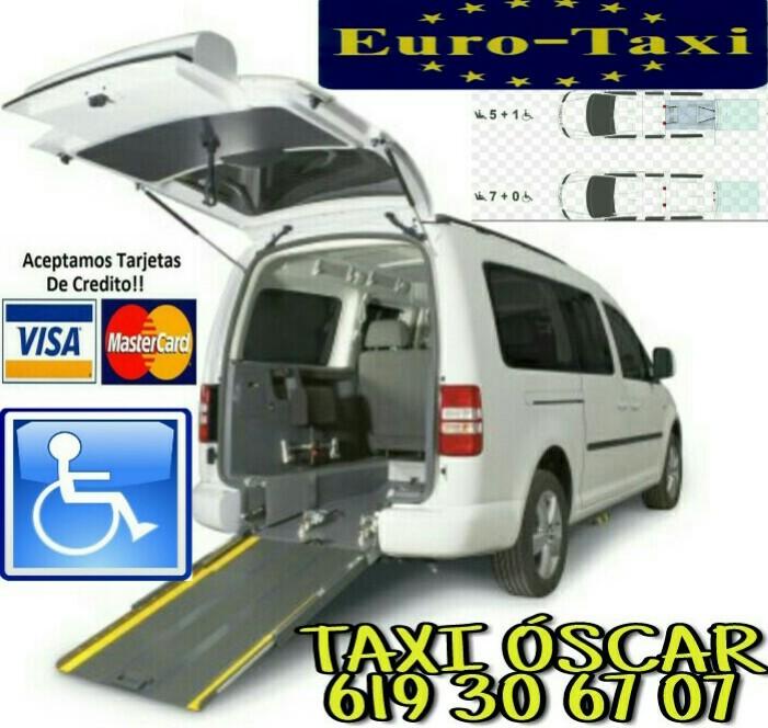 Taxi 24 Horas Eurotaxi Oscar