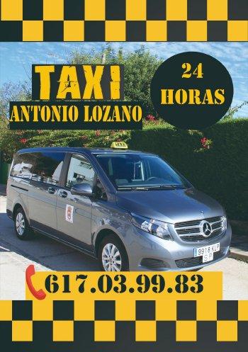 Taxi 24 Horas Algodonales
