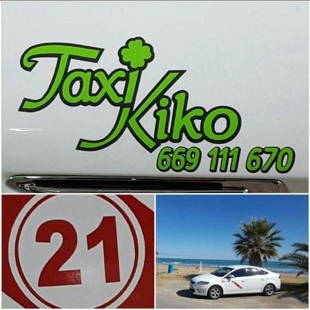Taxi 24 Horas La Bañeza (Taxi Kiko)