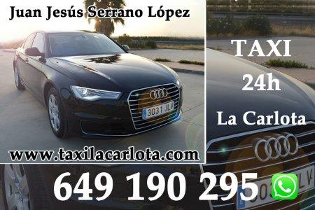 Taxi 24 Horas La Carlota (Juan Jesus)