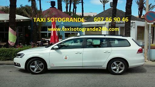 Taxi 24 Horas Torreguadiaro (Taxi Sotogrande)