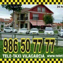 Taxi 24 Horas Vilagarcía (Tele taxi Vilagarcía)