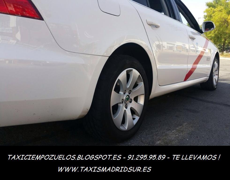 Taxi 24 Horas Ciempozuelos (Taxis Ciempozuelos)