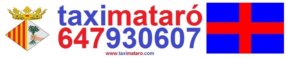 Taxi 24 Horas Mataró (Taxi Mataró)