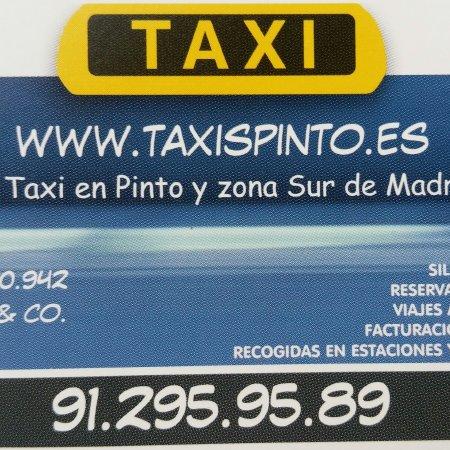 Taxi 24 Horas Pinto (Taxi Pinto)