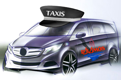 Taxi 24 Horas Palamós